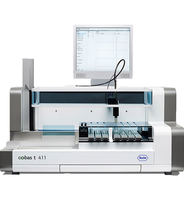 Cobas-T-411-Coagulation-Analyzer