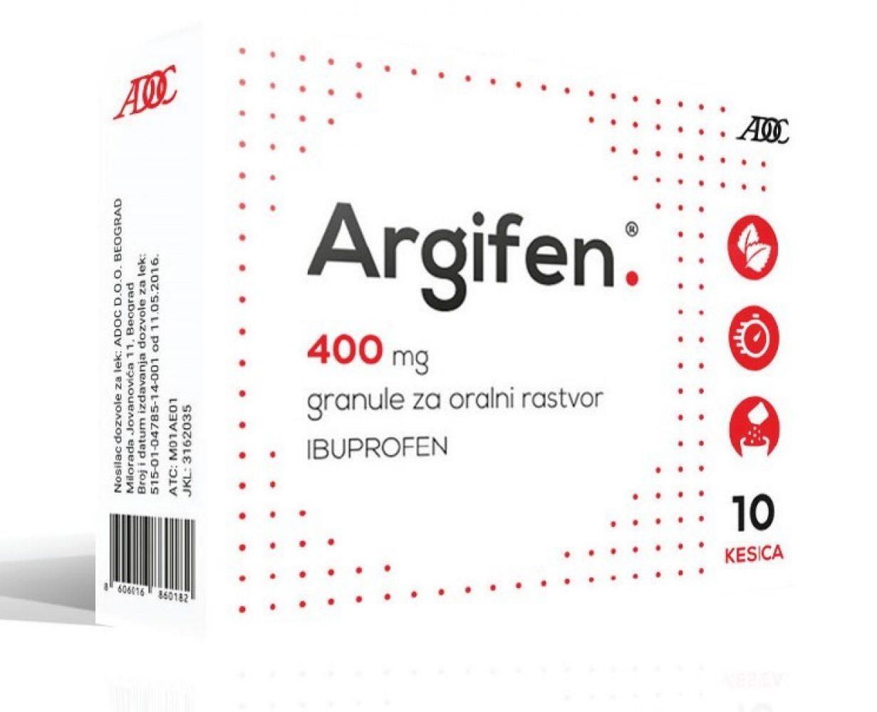 Argifen 400